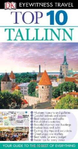 Top 10 Tallinn [With Map] (DK Eyewitness Top 10 Travel Guides)