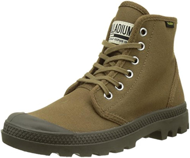 Palladium Unisex-Erwachsene Pampa Hi Originale Sneakers 2018 Letztes Modell  Mode Schuhe Billig Online-Verkauf