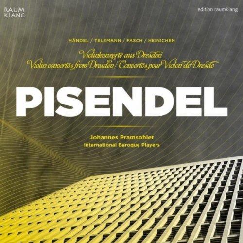 Violin concertos from Dresden
