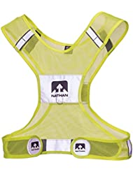 Nathan Streak Reflective Vest Safety Yellow
