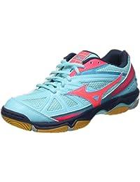 Mizuno Wave Hurricane Wos, Zapatillas de Voleibol para Mujer