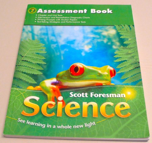 scott-foresman-science-grade-2-assessment-book
