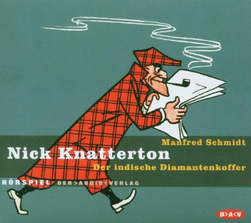 Nick Knatterton - Diamantenk.