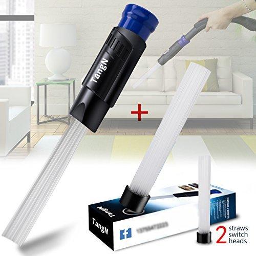 TangN Stick Staubsauger Aufrecht und Handheld 2-in-1mit Filtration blau