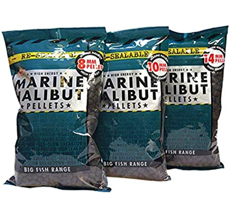 Marine Halibut Pellets 900g Dynamite Baits Pellets Angeln