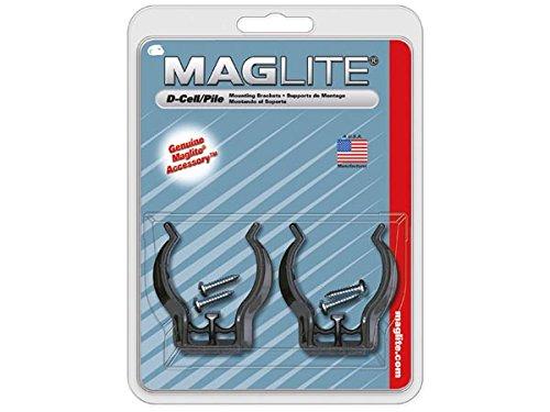 MAGLITE – CROCHETS DE FIXATION POUR ML/MAG-CHARGER/2D/3D – 2 PCS