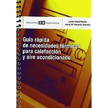 Guía rápida de necesidades térmicas para la calefacción y aire acondicionado (Guías de bolsillo)