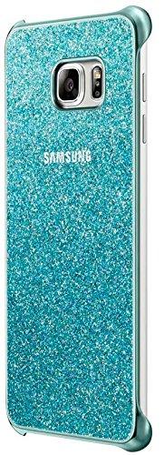 Samsung BT-EFXG928CLEGWW - Funda para Samsung Galaxy S6 Edge+, color azul- Versión Extranjera