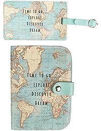 Sass & Belle - Funda de pasaporte