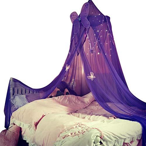 lembrd Moskitonetz Betthimmel Kinder Mückennetz Bett Baby
