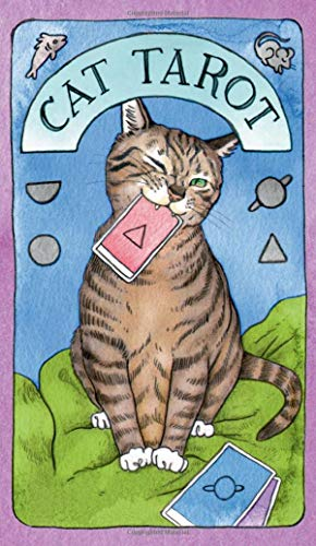 Cat Tarot: 78 Cards and Guidebook -