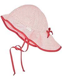 Sterntaler Baby - Mädchen Mütze Flapper