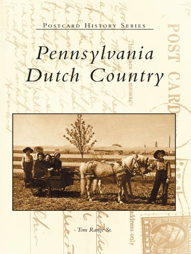 Pennsylvania Dutch Country (Postcard History Series) (English Edition) Middle Atlantic Sr-serie
