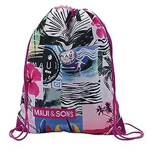 Mochila saco Maui Surf Girl