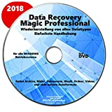 Data Recovery Professional-Datenverlust? Rettet Archive, Bilder, Dokumente, Musik, Ordner, Videos! Datensicherung,Datenrettungssoftware Datenwiederherstellung für Windows
