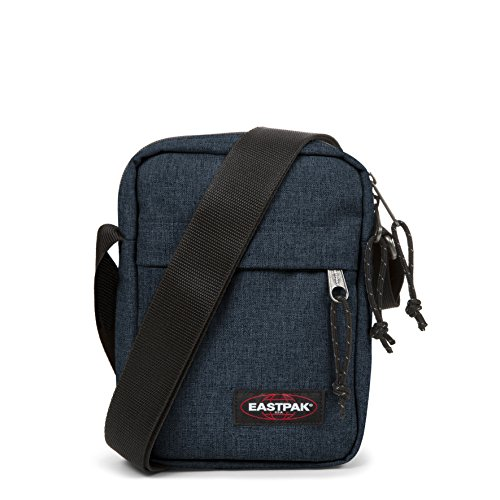 Eastpak THE ONE Borsa Messenger, 21 cm, 2.5 liters, Blu (Triple Denim )