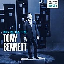 TONY BENNETT : 19 Original Albums (Milestones of A Legend)