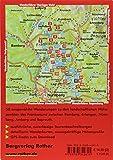 Fränkische Schweiz: mit Oberem Maintal und Hersbrucker Schweiz - 50 Touren - Mit GPS-Tracks (Rother Wanderführer) - Anette Köhler