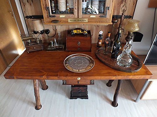 Whisky-Schrank - Nature Table