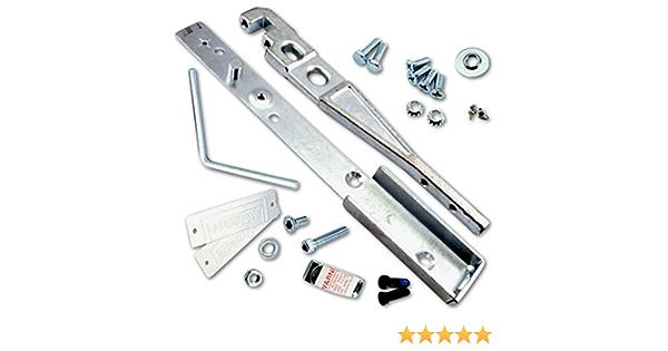 Axim End Load Top Pivot Arm for Transom Closer Aluminium Door Shopfronts 8800-15