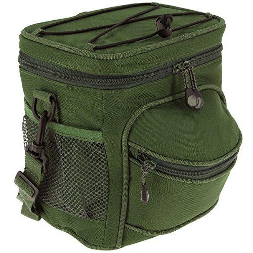 NGT XPR Insulated Cooler Bag Kühltasche, grün, M…   05060382744379