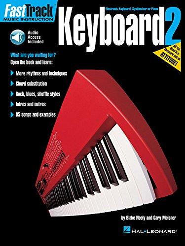 Fast Track Keyboard Book Two Kbd Book/Cd (Fasttrack Series)