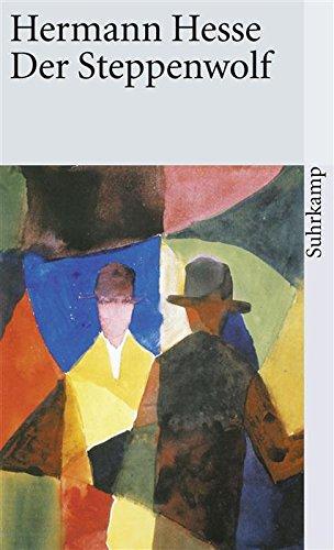 Buchseite und Rezensionen zu 'Der Steppenwolf: Roman' von Hermann Hesse