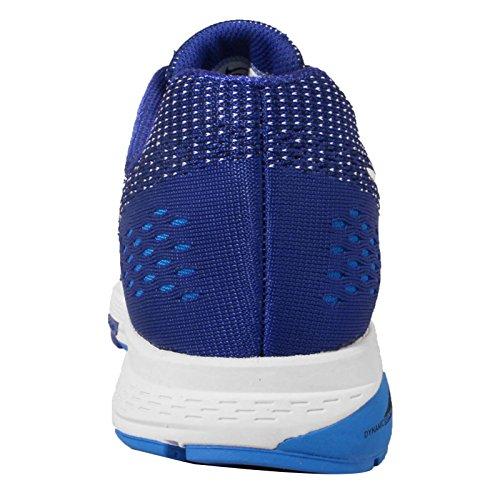 Nike Air Zoom Structure 19, Scarpe da Corsa Uomo Arancione (Arancione (Concord/White-Photo Blue-Black)) (bianco-blu-nero)
