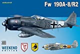 Unbekannt Eduard Plastic Kits 7430-Maqueta de FW 190a de 8/R2Weekend Edition