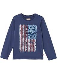 Levi's Ls Tee Pigmy, Camiseta para Niñas