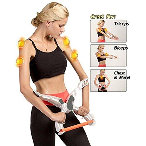 SP&SG Equipo De La Aptitud del Pecho del Pecho Workout Wonderarms Grips Puller Accessories Brazo Upper Body Workout Machine para Las Mujeres