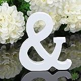 Good01 11cm x Holz-Buchstaben, Alphabet, für Hochzeit, Geburtstag, holz, And, 27