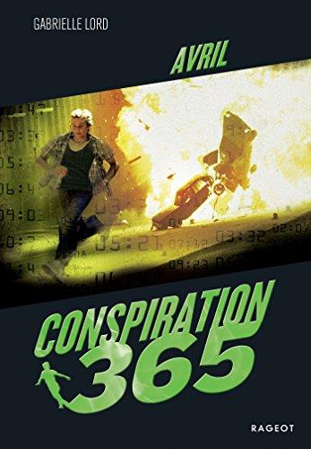 Conspiration 365 - Avril (Poche)