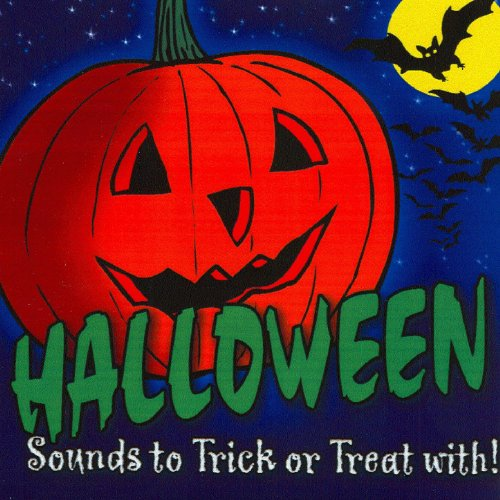 Scary Halloween Ambience for Trick or Treat on October 31st