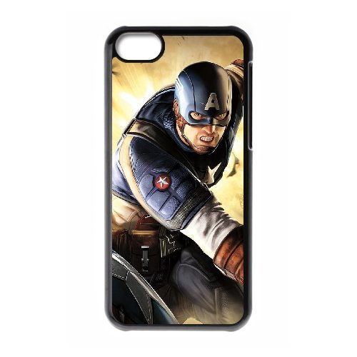 LP-LG Phone Case Of Captain America For Iphone 5C [Pattern-6] Pattern-3