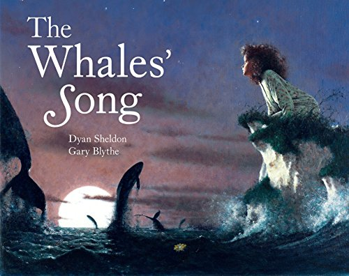 The Whales' Song (Red Fox Picture Books) por Dyan Sheldon