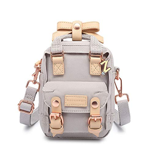 Mini borsa a tracolla diagonale mini borsa a tracolla borsa carina in tela