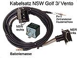 Kabelsatz Nebelscheinwerfer + Relais