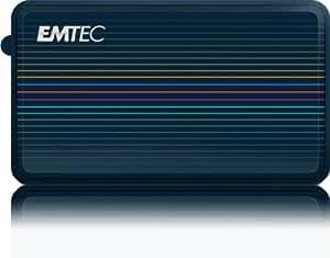 Emtec ECSSD512GX500 Disque Flash SSD externe 1,8'' 512 Go USB 3.0
