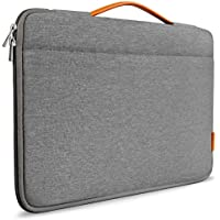 Inateck 13-13.3 Inch Laptop Sleeve Case Bag Briefcase Compatible Macbook Air/Macbook Pro 2012-2015, 13'' MacBook Pro 2018/2017/2016, 12.3 Surface Pro 1/2/3/4/5/6, Surface Laptop 2017/2 - Dark Grey