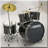 YAMAHA Miniatur Schlagzeug Set nur zur Dekoration