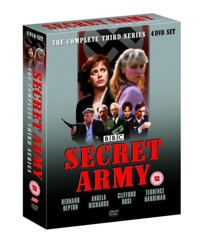 Bild von Secret Army [UK Import]