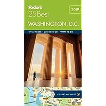 Fodor's 25 Best Washington, D.C.