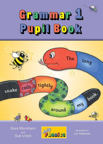 Grammar 1 Pupil Book Cover Image