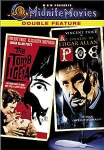 Tomb of Ligeia & Evening of Edgar Allan Poe [DVD] [1970] [Region 1] [US Import] [NTSC]