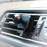 AutoScheich® Navi Lüftung Halterung Halter für Garmin Essential nüvi zumo dezl Streetpilot 17mm Kugelkopf
