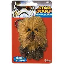 BG Games Chewbacca - figuras de juguete para niños (Marrón, Plush, 17 cm)