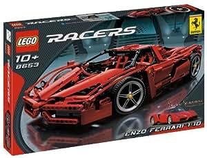 Lego - Racer 8653 Ferrari Enzo: Amazon.fr: Jeux et Jouets