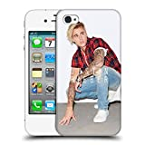 Official Justin Bieber Calendar Photo Purpose Hard Back Case for Apple iPhone 4 / 4S