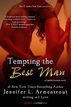 Tempting the Best Man (A Gamble Brothers Novel) de [Lynn, J.]